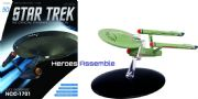 Star Trek Official Starships Collection #050 USS Enterprise NCC-1701 TOS Eaglemoss